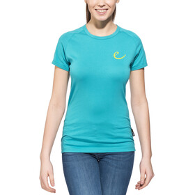 Edelrid Rope Graphic T Women icemint